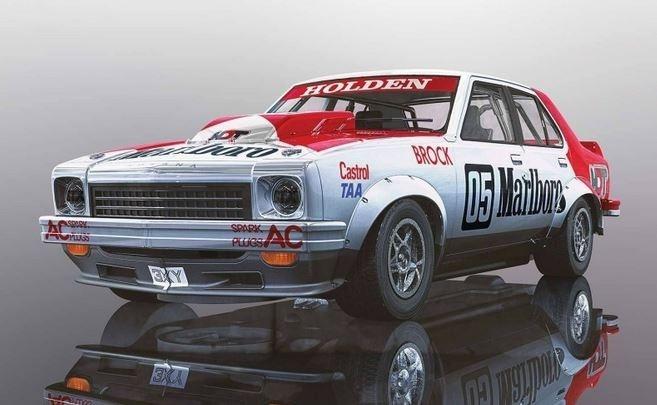 Scalextric 1:32 Holden A9X Torana - Sandown 1978