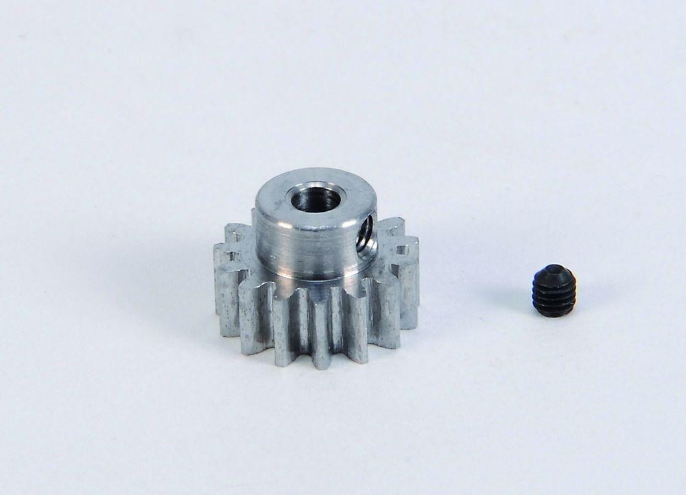 Carson Motorritzel 15Z M0,8 Stahl gehärtet