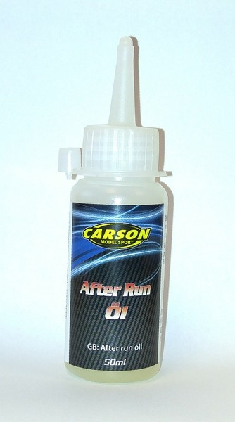 Carson After Run Öl 50ml