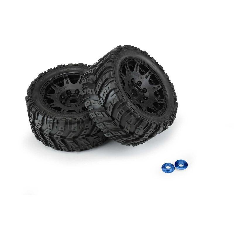 ProLine Masher X HP All Terrain Truck Reifen v/h BELTED 5.7