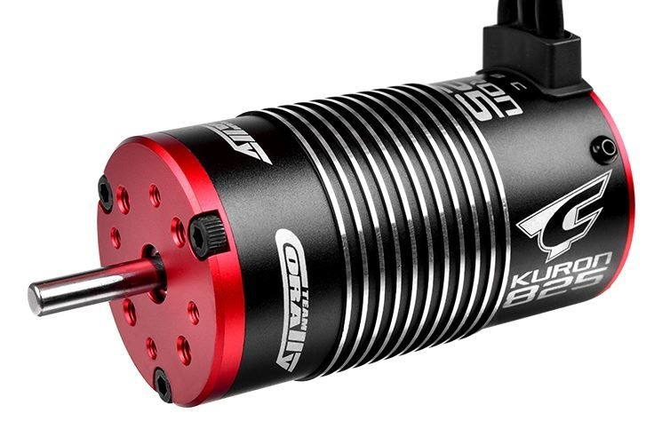 Team Corally Electric Motor - Kuron 825 - 4-Pole - 2050 KV