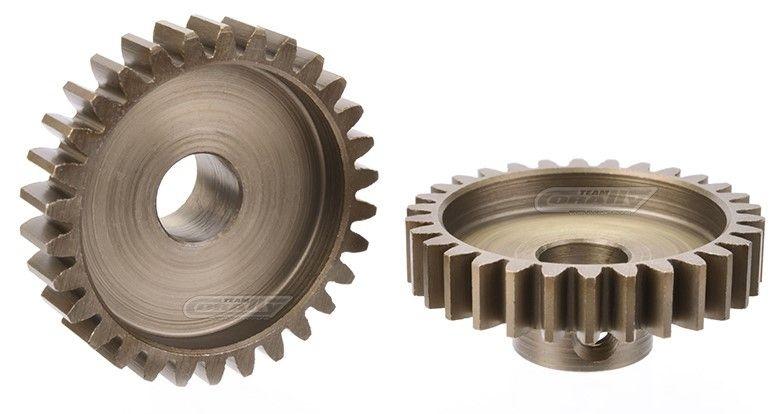 Team Corally - M1.0 Motorritzel - Stahl gehärtet - 30 Zähne