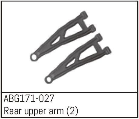 Absima Rear Upper Arms (2)