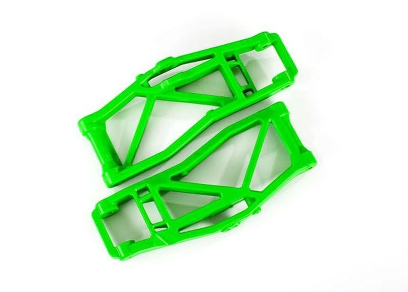 Traxxas Querlenker unten grün (2) L/R V/H