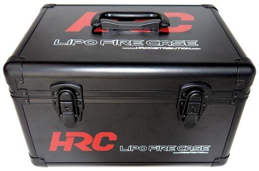 HRC Racing LiPo Aufbewahrungskoffer - Fire Case -