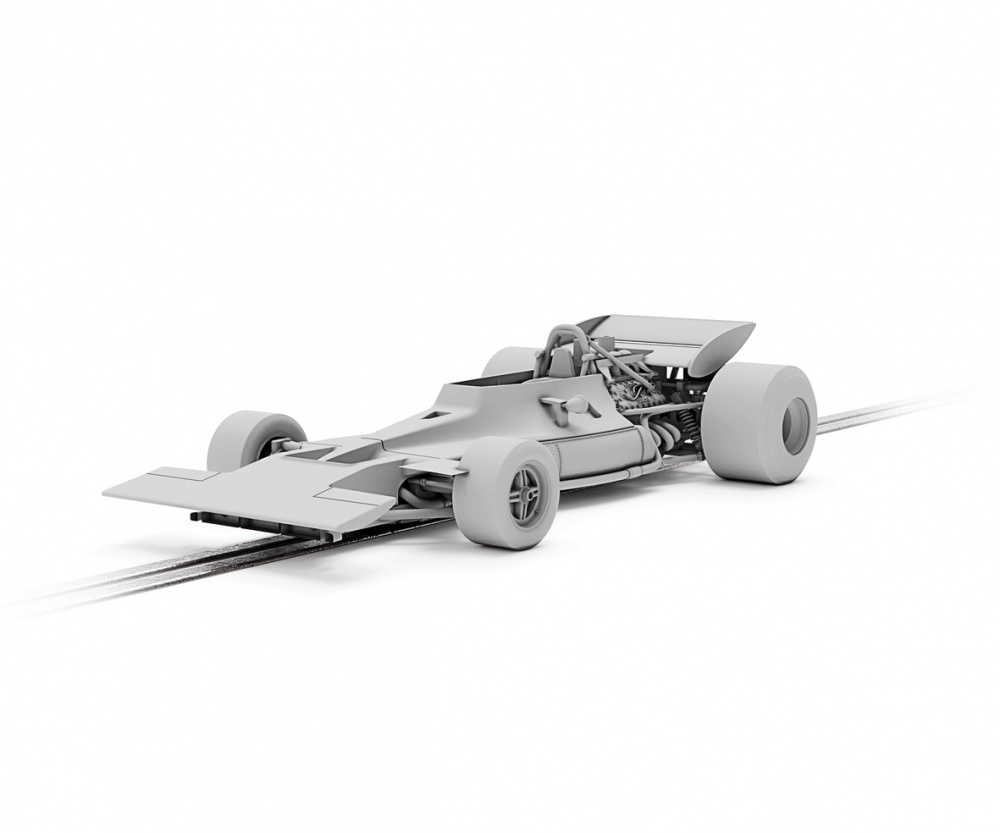 Scalextric 1:32 Tyrrell 001 Canadian GP70 HD