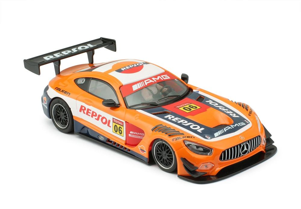 NSR Mercedes-AMG - Repsol Racing #6 - Anglewinder