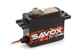 Auslauf - Savöx Servo SH-1250MG