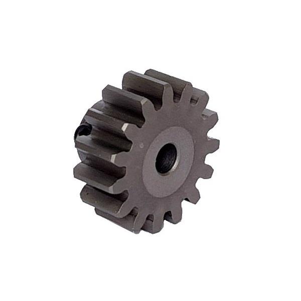 MLine Harden Steel Tuning Motorritzel 15 Zähne, Modul 1.5