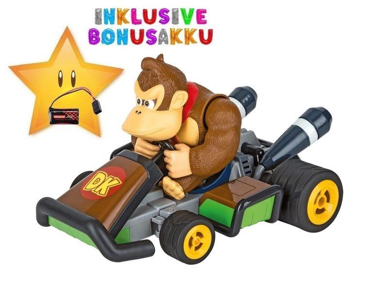 Carrera RC 2,4GHz Mario Kart(TM), Donkey Kong - Kart