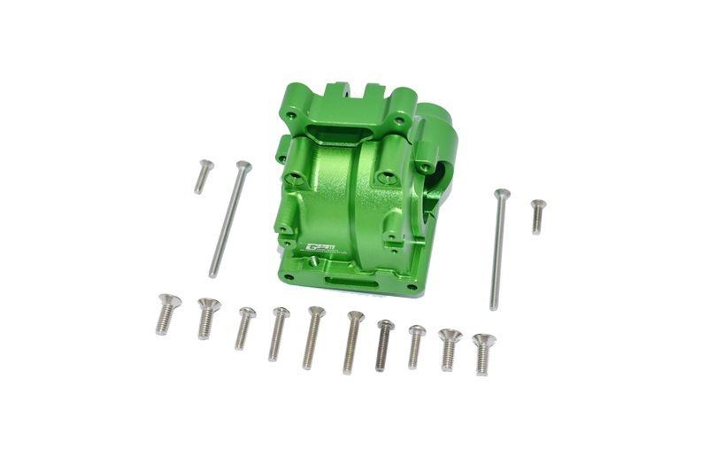 GPM Aluminum Rear Gear Box - 16PC Set for