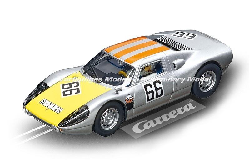 Carrera Evolution Porsche 904 Carrera GTS No.66