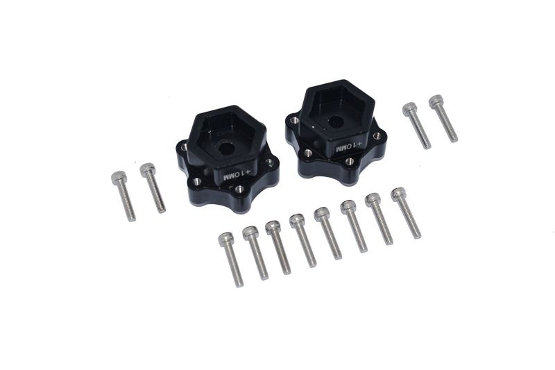 GPM Aluminum Hex Adapters Converter (+10MM)