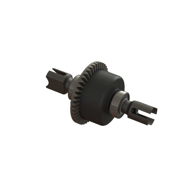 Arrma Front Rear Diff Set, Spiral 43T 10k Oil (ARA310957)