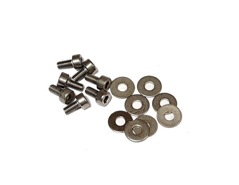 JS-Parts Schraubenset für Querlenker-Pins für Traxxas X-Maxx