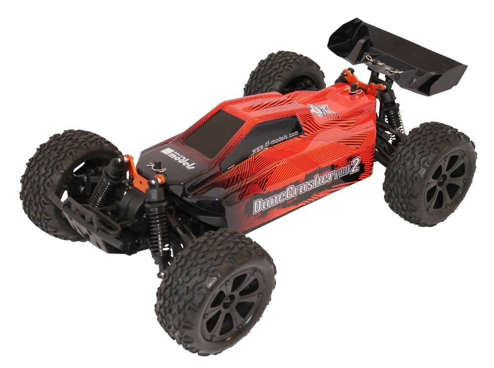 DF-Models Karosserie DuneCrusher Pro2