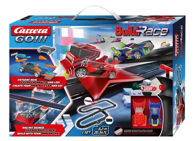 Carrera Go!!! Build n Race - Racing Set 6.2