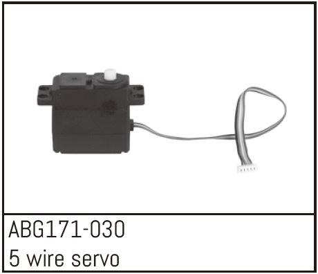 Absima 5-Wire Steering Servo (2.2KGS)