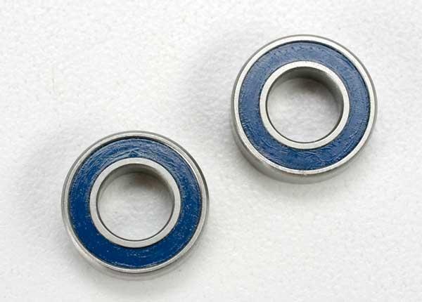 Traxxas Kugellager mit blauer Dichtung 6x12x4mm (2)