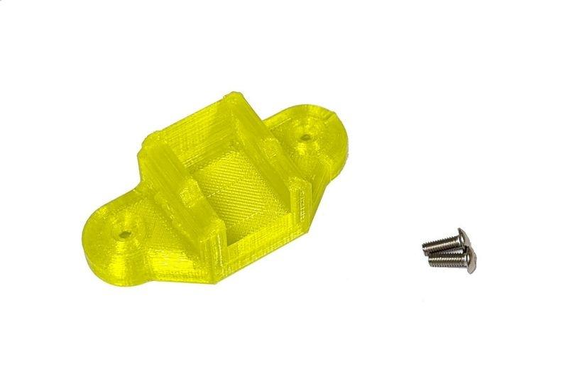 JS-Parts ultraflex Schalter Halter gelb für Hobbywing