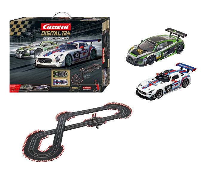 Carrera Digital 124 Race of Victory