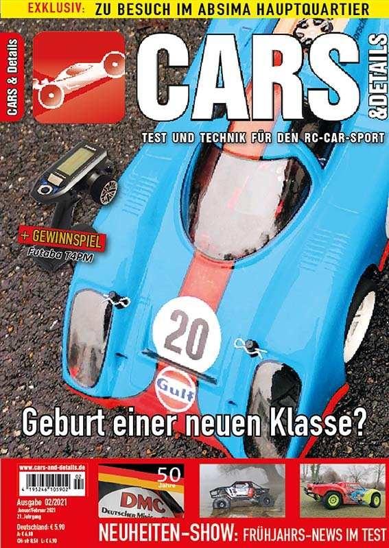 Cars & Details Einzelheft 02/2021
