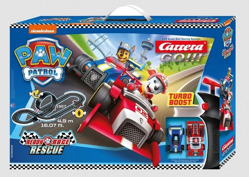 Carrera Go!!! PAW Patrol - Ready Race Rescue