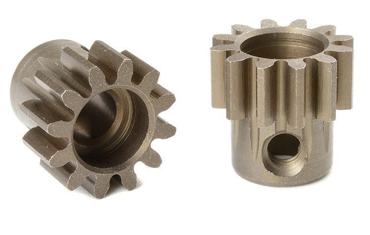 Team Corally - M1.0 Motorritzel - Stahl gehärtet - 12 Zähne
