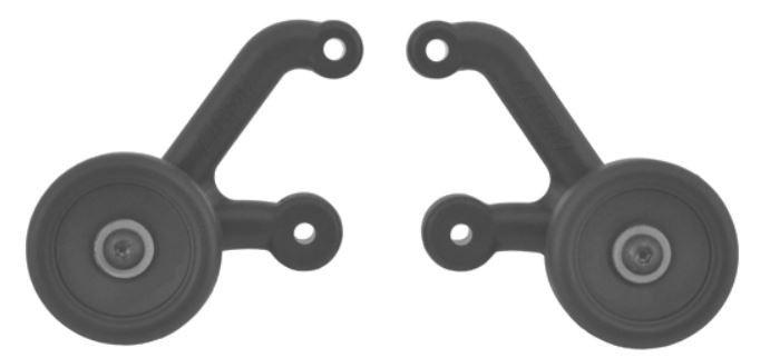RPM Wheelie Bar kaum sichtbar Traxxas Slash 2WD + 4x4
