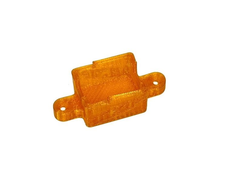 JS-Parts Schalterhalter ultraflex orange