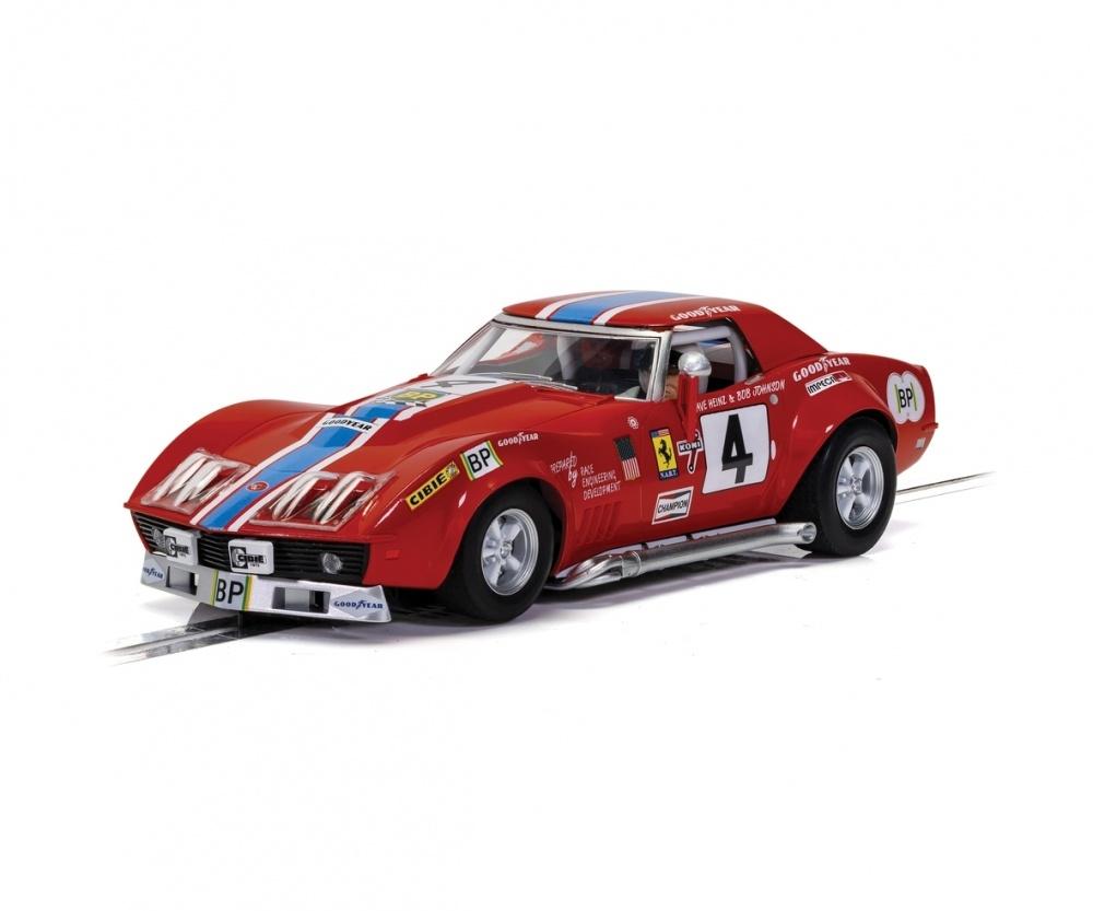 Scalextric 1:32 Corvette L88 LeMans 1972 HD