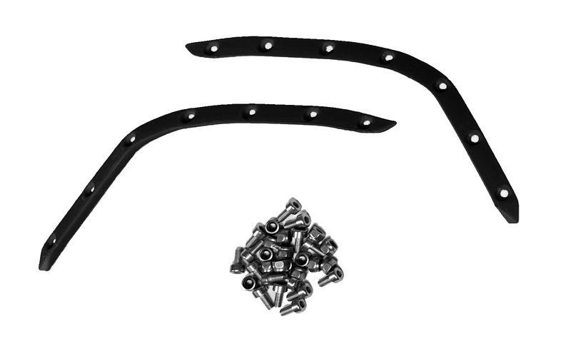 JS-Parts ultraflex Fender vorn schwarz