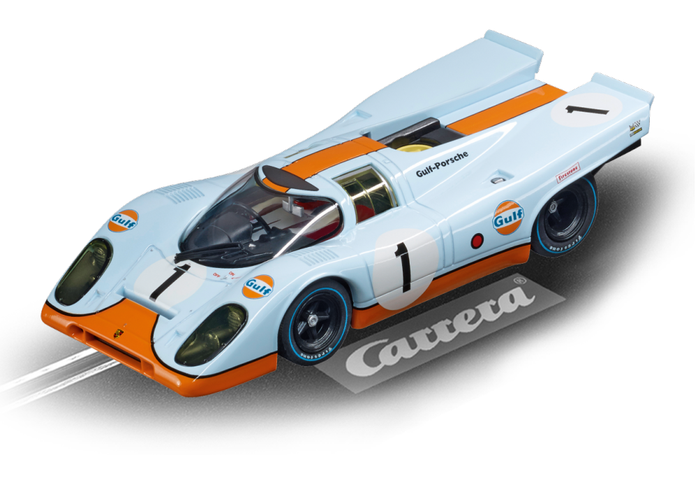 Carrera Evolution Porsche 917K J.W. AUTOMOTIVE ENGINEERING