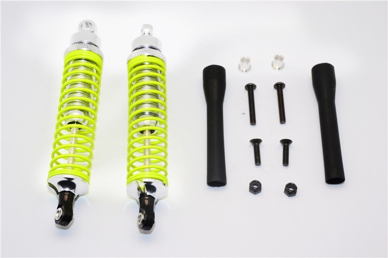 GPM ALLOY rear adjustable spring damper (100mm) with ALLOY