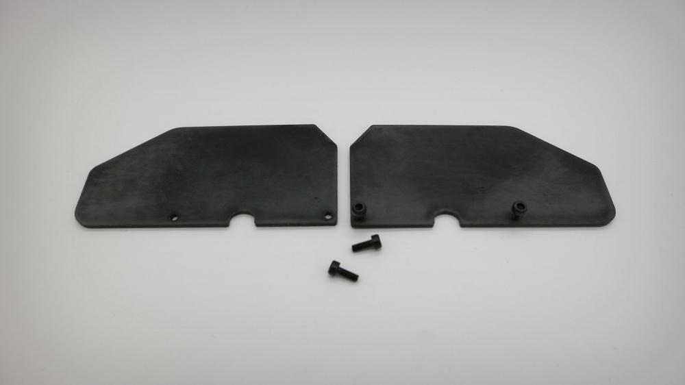 POS RC Racing Parts Mudguards Tekno ET/MT