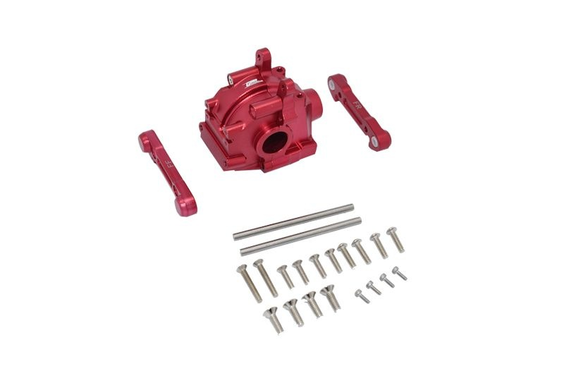 GPM Aluminum Front Gear Box + Front Lower Suspension Mount