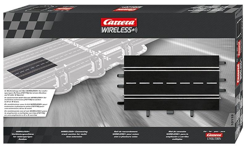 Carrera Evolution 2.4GHz WIRELESS+ Set für mehrspurigen