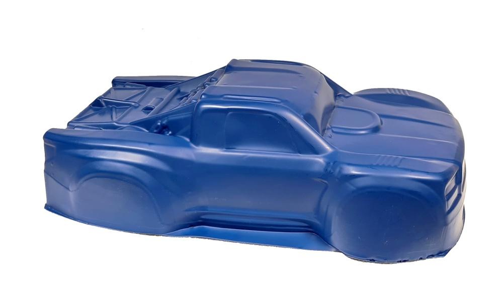 Probodyrc unbreakable Body für Arrma Mojave 6s blau