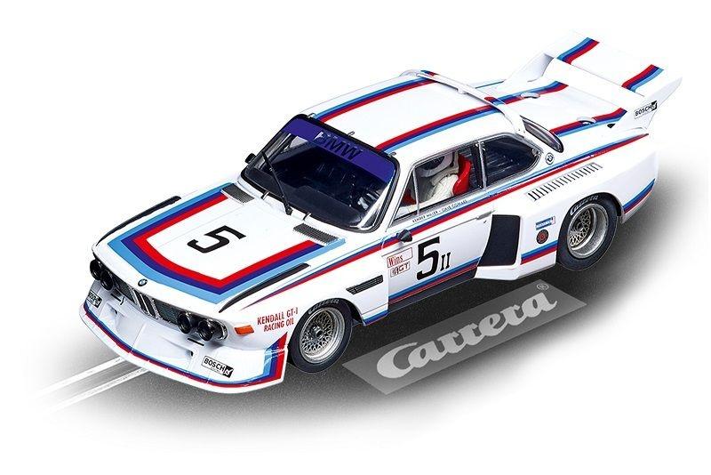 Carrera Digital 132 BMW 3.5 CSL No.5, 6h Watkins Glen 1979