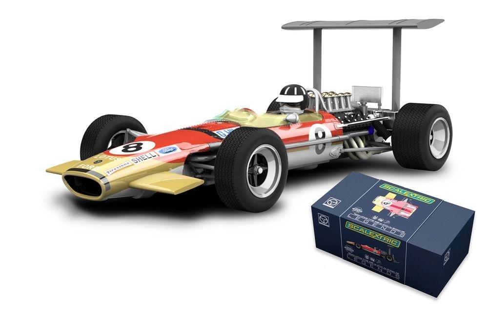 Scalextric GP Legends - Lotus 49