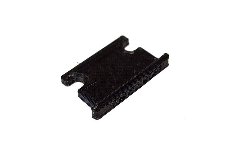 JS-Parts Differential-Verschluss ultraflex für Corally 1/8
