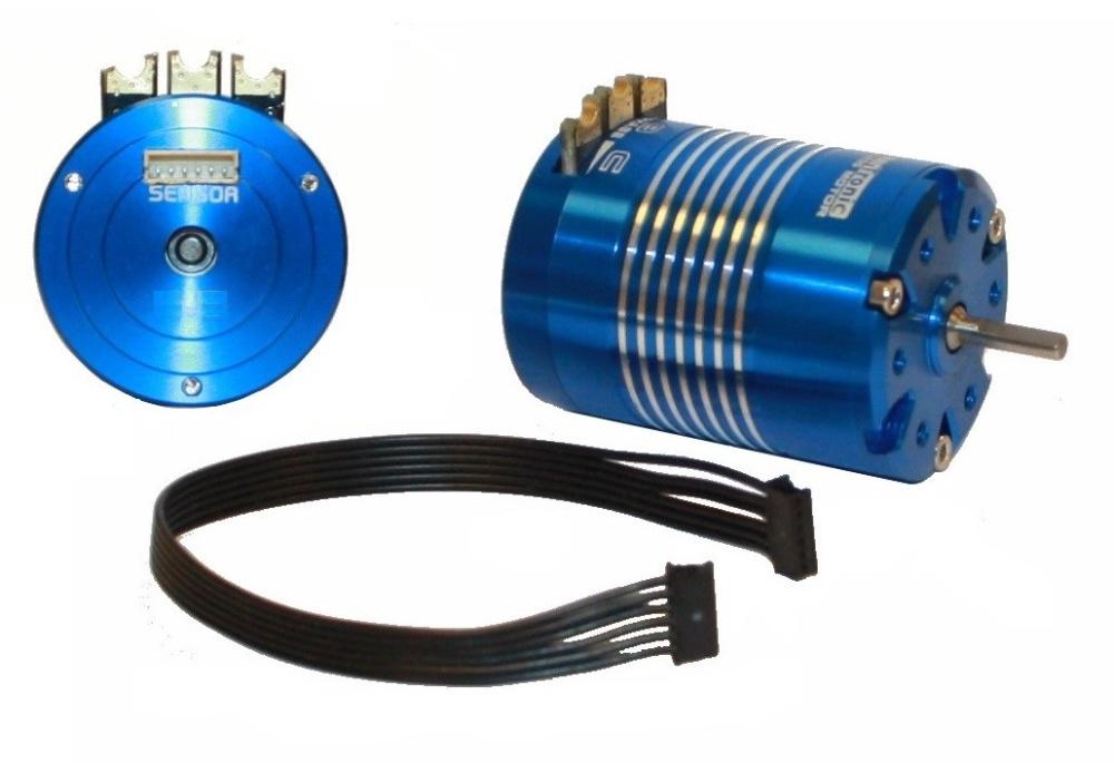 Monstertronic Brushless Motor Sensored m.Sensorkabel 4,5T