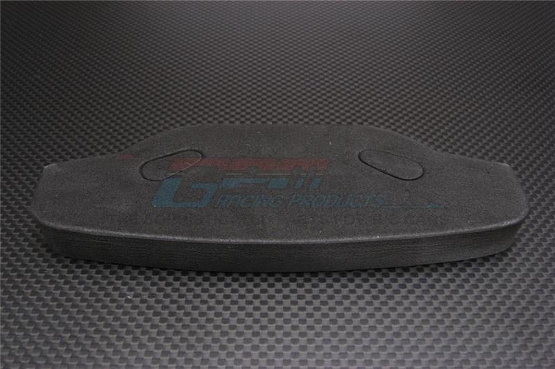 GPM urethane foam bumper - 1 PC 1 SET for Tamiya TT-02