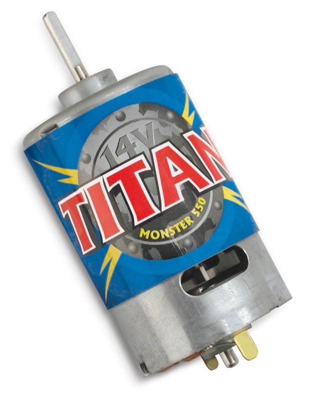 Traxxas #3975 21-Turn 550 Motor