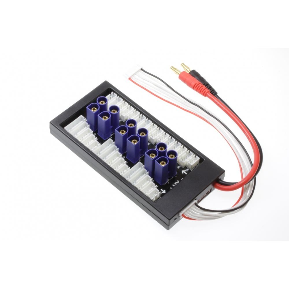 RC-Dome EC5 Stecker Parallel Board V3 XH
