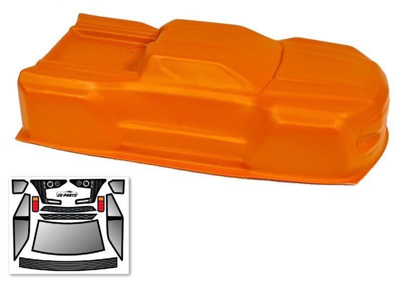 Probodyrc unbreakable Body für Arrma Kraton V4/V5 orange