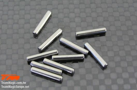 Team Magic Stifte - 2.0x10.8mm (10 Stk.) G4D/E5/E5 HX/SETH