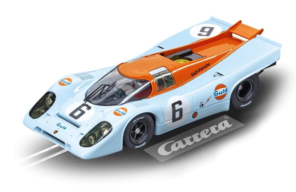Auslauf - Carrera Digital 124 Porsche 917K J. W. Automotive
