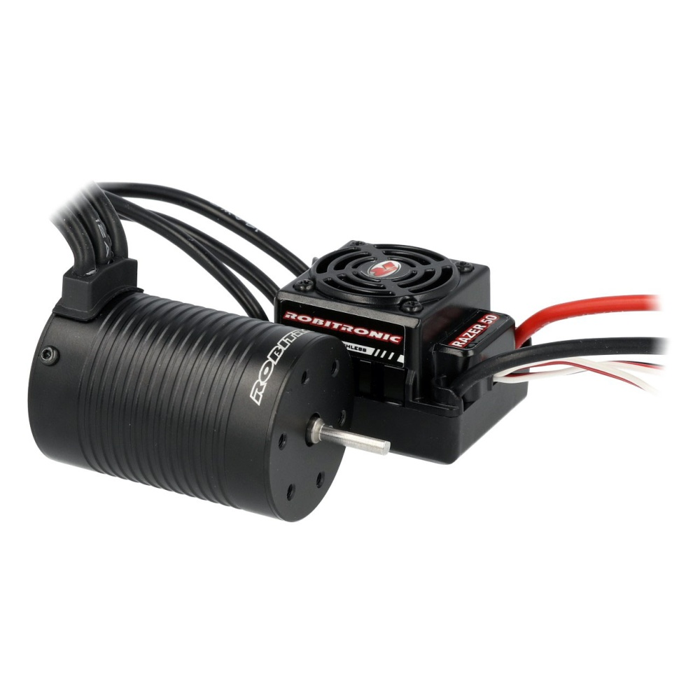 Razer ten Brushless Combo 50A 3652 3000kV 1:10