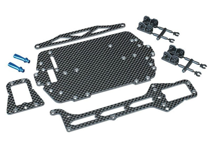Traxxas Carbon Fiber Conversion Kit Tuning